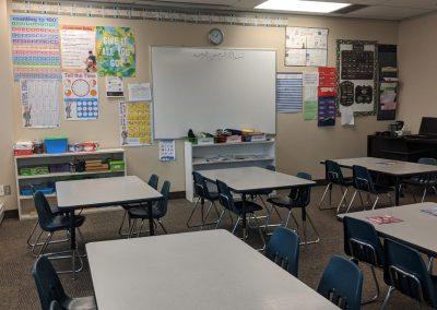 Grd. 1 Classroom